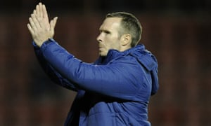 Michael Appleton has overseen an impressive turnaround since taking over at Oxford in July 2014.