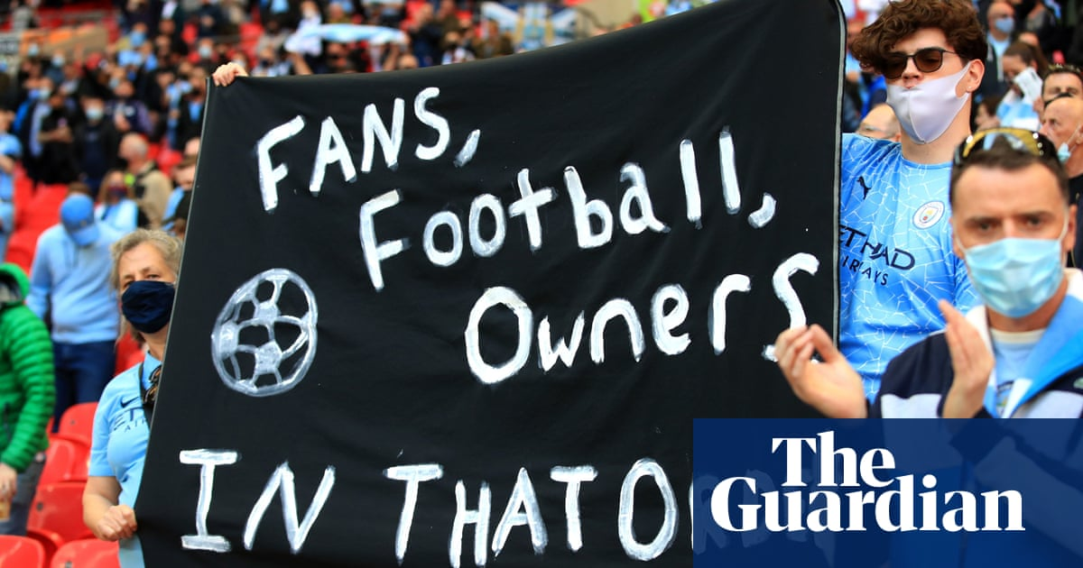English football needs independent regulator, says chair of fan-led review