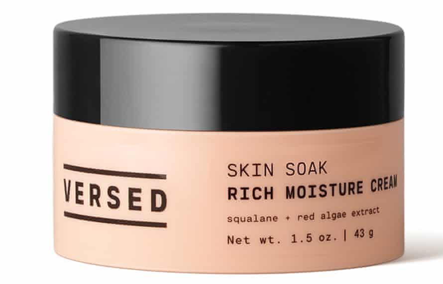Versed Skin Soak Rich Moisture Cream
