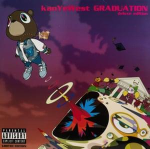 Takashi Murakami, Graduation by Kanye West, 2007