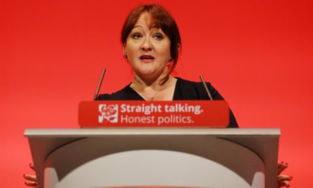 Kerry McCarthy, Labour's new shadow secretary of state for environment, food and rural affairs
