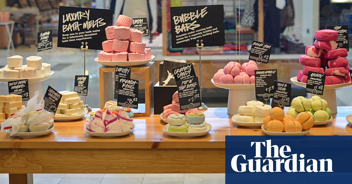 How Badger Bombs And Politics Brought Lush Sales Of 500m Guardian