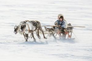 Yamal Peninsula, Russia