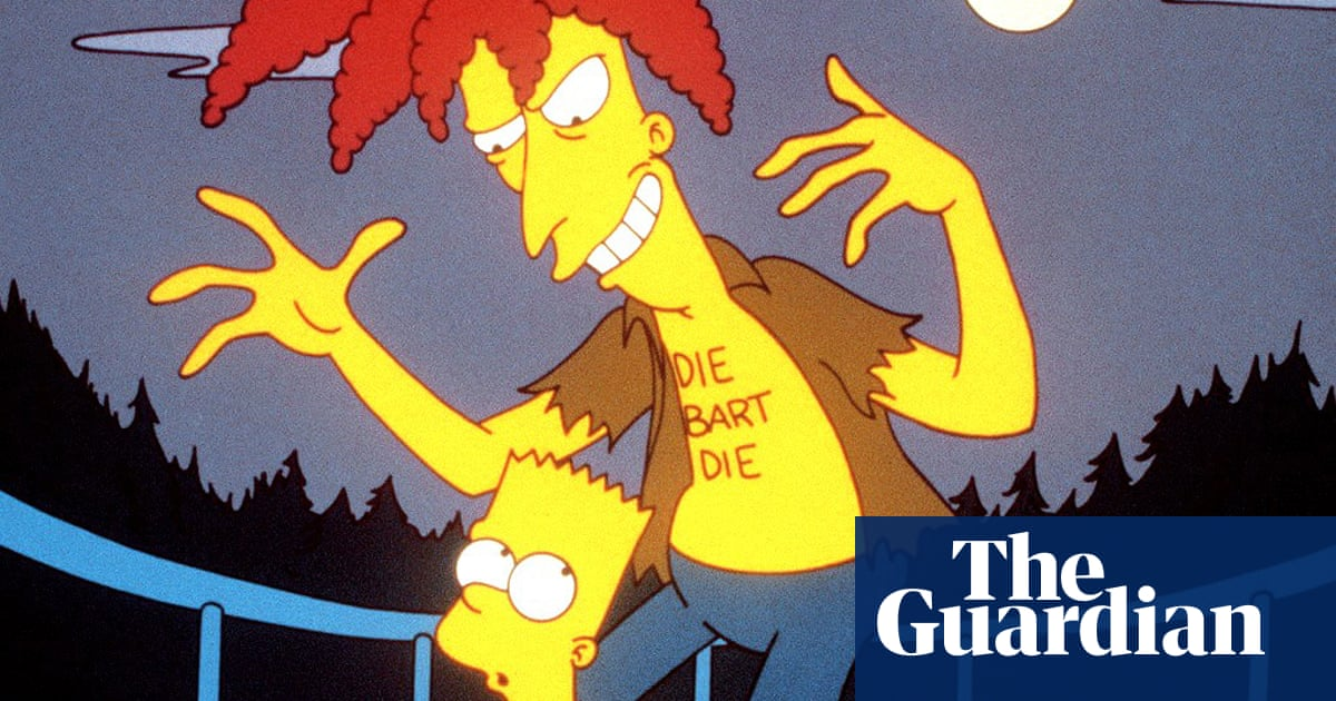 The Simpsons Killed Bart It S Not The Scariest Stunt They Ve Pulled The Simpsons The Guardian