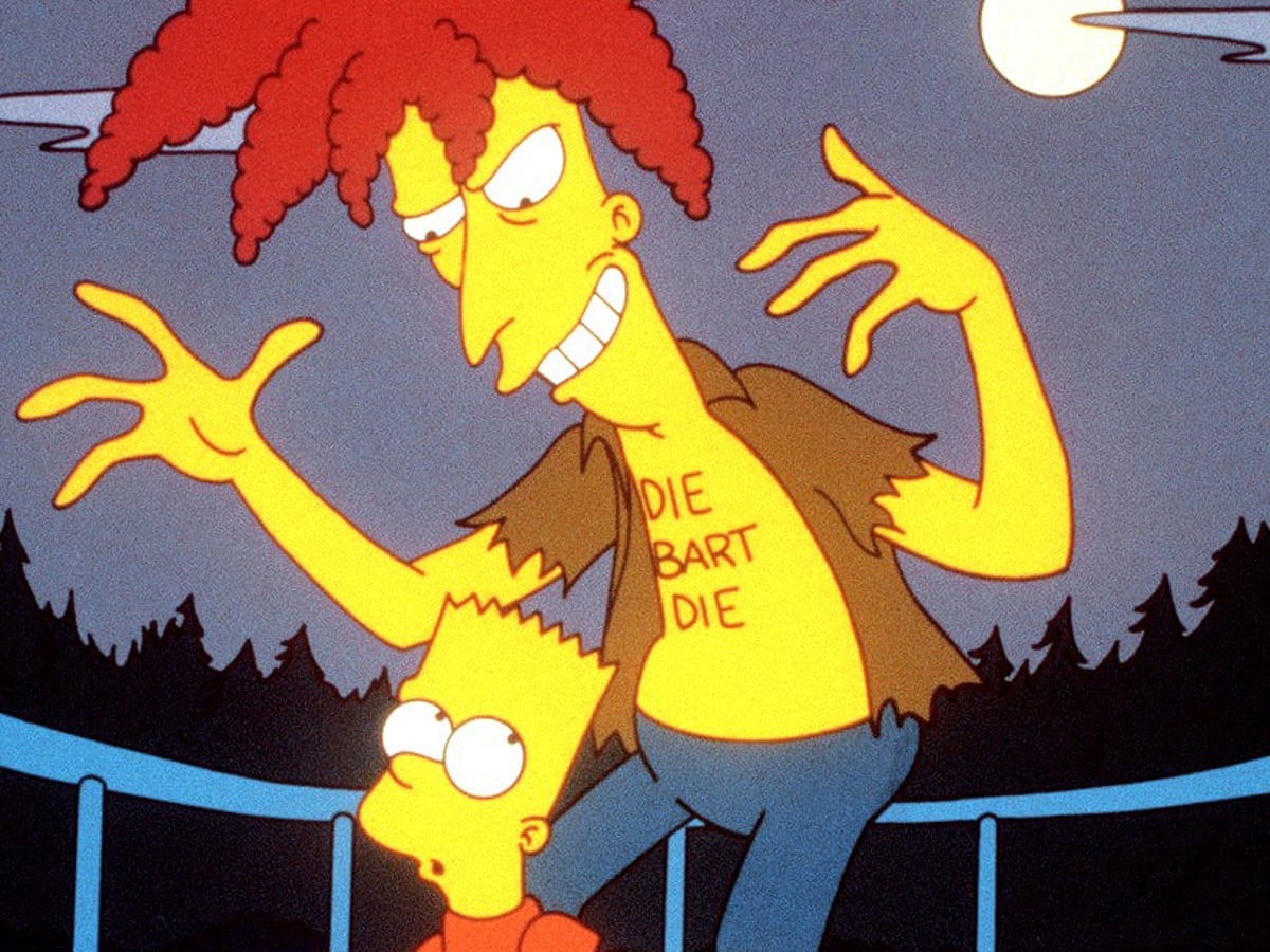 The Simpsons Killed Bart It S Not The Scariest Stunt They Ve Pulled Television Radio The Guardian