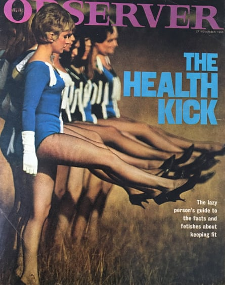 In search of 'easy, lazy ways' to keep fit: the health kick, November 1966.