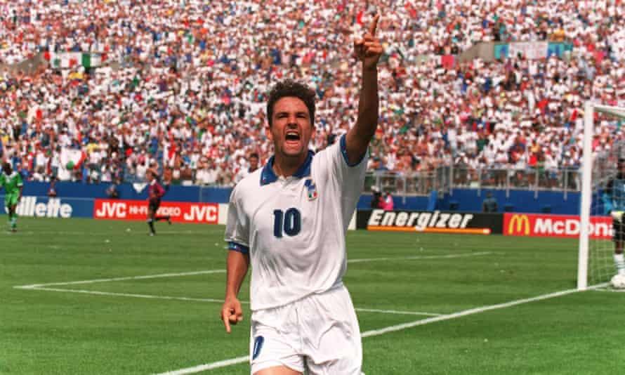 Rino Gattuso won more Italy caps than Roberto Baggio.