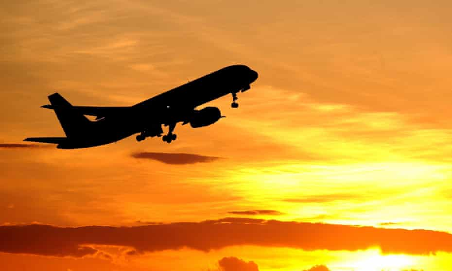 In the US, 12% of people took 66% of all flights.