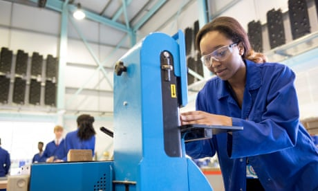 How schools and businesses are addressing the Stem diversity gap