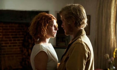 Jessie Buckley and Johnny Flynn in Beast, Michael Pearce's 'game of psychological cat and mouse'.