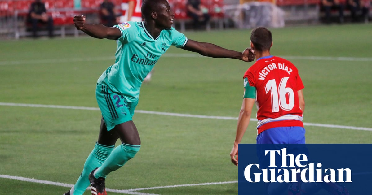 Real Madrid edge closer to La Liga title with narrow win over Granada