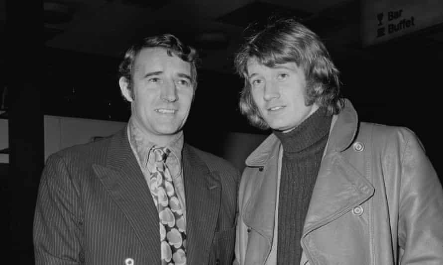Rodney Marsh and Malcolm Allison