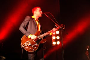 The Last Shadow Puppets' Miles Kane at the Brighton Dome: