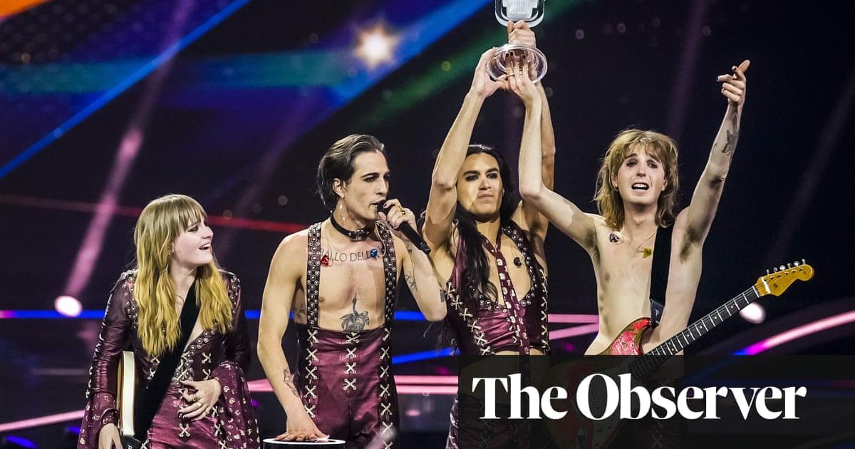 Eurovision 2021: Måneskin triumph for Italy in Rotterdam