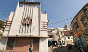 Antananarivo's Rex cinema.
