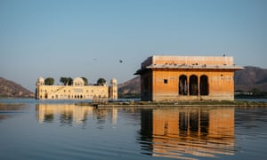 Jal Mahal (Water Palace), Jaipur, India.