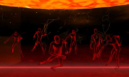 Celestial Motion by The Guardian VR & Alexander Whitley Dance Company