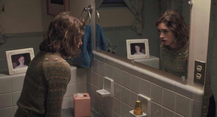 Nancy Wheeler (Natalia Dyer) in Stranger Things 2