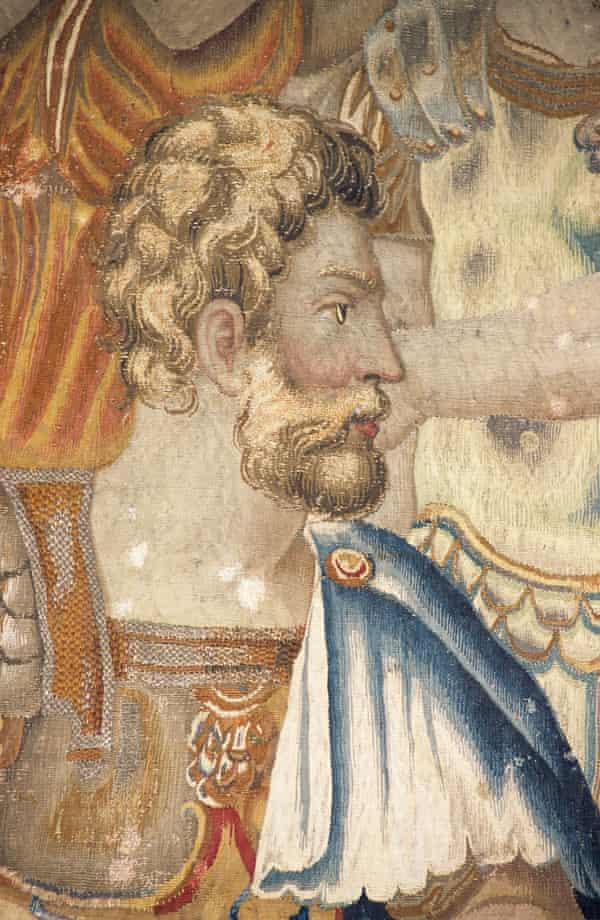 Publius Cornelius Scipio Africanus, the Roman general who defeated Hannibal at the battle of Zama in 202 BC.