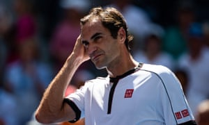 Roger Federer has said he is 'sick and tired' of suggestions that he has influence over scheduling at grand slams.