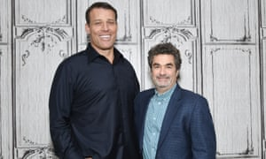 Joe Berlinger and Tony Robbins: 'You're never going to