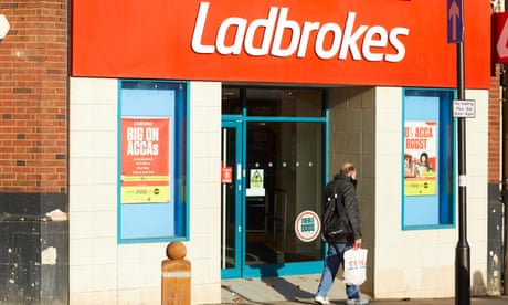 Ladbrokes accused of conflict of interest over problem gamblers