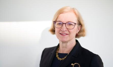 Amanda Spielman, head of Ofsted