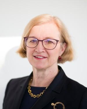 Amanda Spielman, the chief inspector of schools in England.