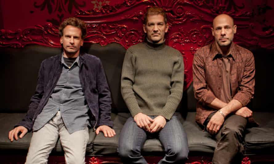 Brad Mehldau Trio (from left: Larry Grenadier, Brad Mehldau and Jeff Ballard)