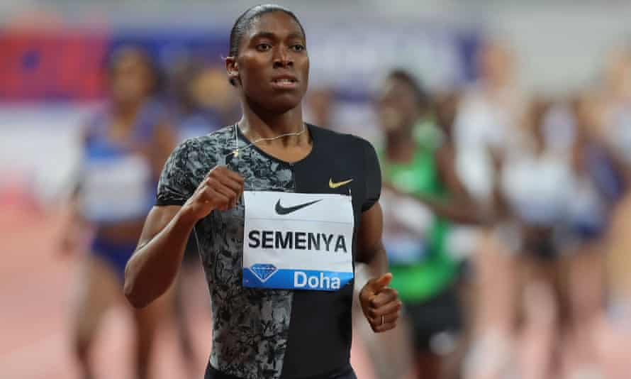Caster Semenya has received the support of three global organisations that promote women's sport.