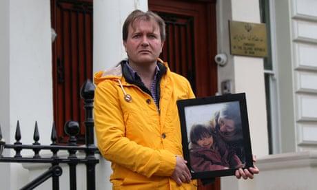 Nazanin Zaghari-Ratcliffe's husband: I will join hunger strike for as long as I can