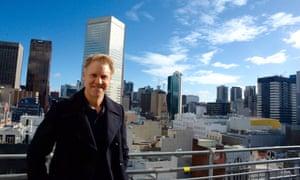 Councillor Arron Wood, the City of Melbourne environment portfolio chairman, is working on the Melbourne Renewable Energy project