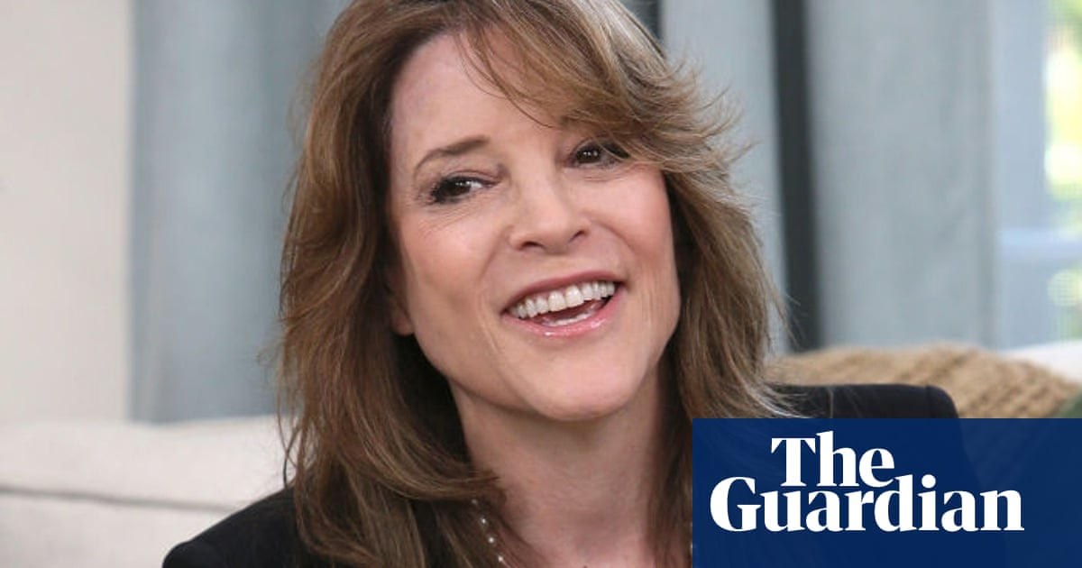 New Age author Marianne Williamson 'looking into' 2020 presidential run