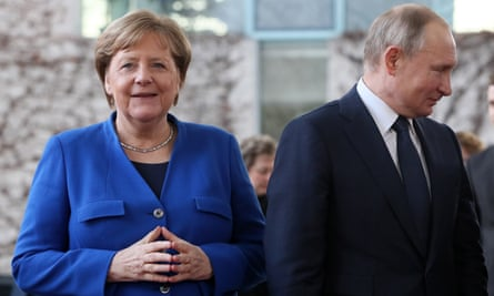 If Angela Merkel cancels the Russia-to-Germany Nord Stream 2 gas pipeline, it will hit Vladimir Putin where it hurts.