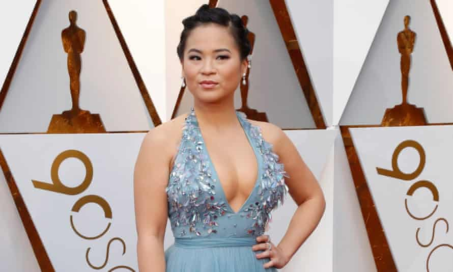 Kelly Marie Tran at the Oscars in 2018.