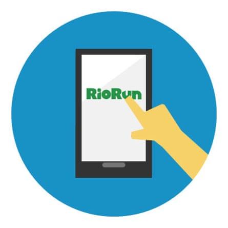 RioRun get app icon