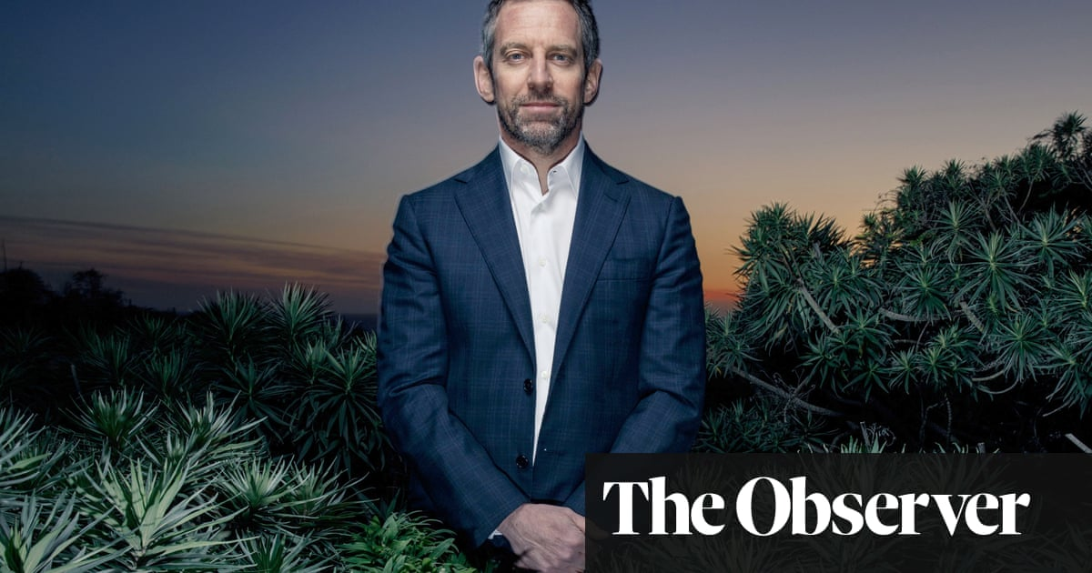 Sam Harris, the new atheist with a spiritual side | Books | The Guardian
