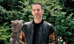 Marc Jacobs at home in New York for Architectural Digest