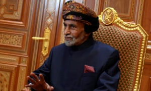Sultan Qaboos bin Said has acted as an honest broker among nations in the Middle East and beyond.