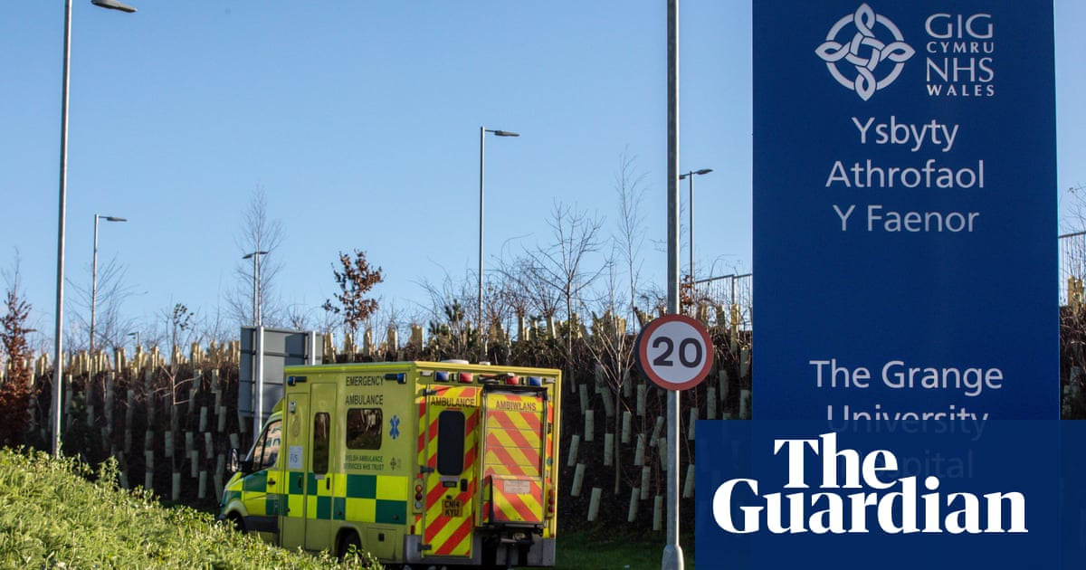 Doctors in south Wales 'scared to come to work' over safety fears