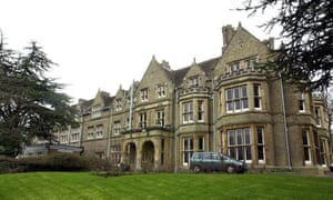 St Hilda's college, Oxford