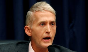Congresssman Trey Gowdy: 'I don't give a damn what you appreciate Agent Strzok.'
