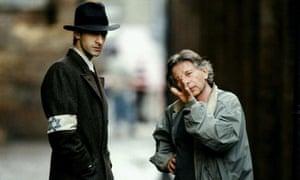 Adrien Brody and Roman Polanski in 2002 film The Pianist.