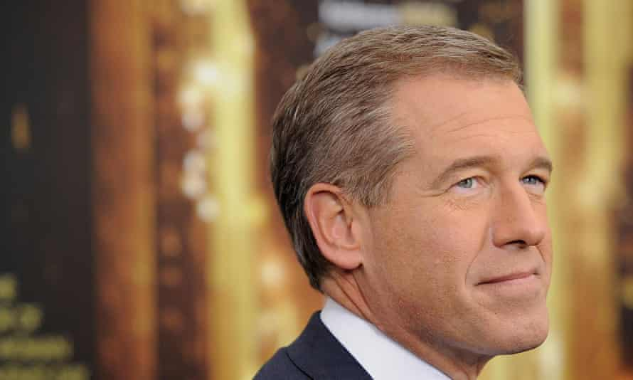 Brian Williams has been suspended for six months.