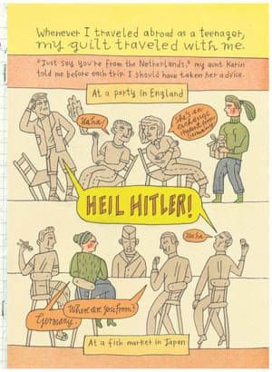 'We need to think about how we want future generations to learn about the Holocaust': Nora Krug's Heimat.