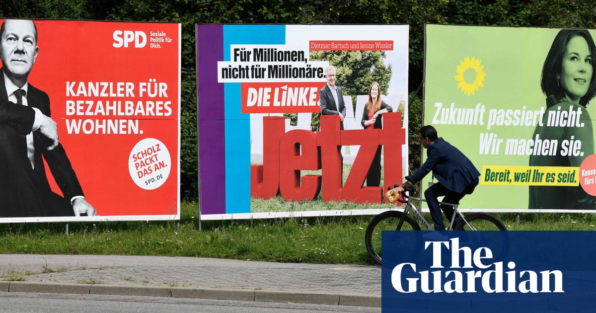 German progressives dare to dream of leftist 'red-green-red' coalition