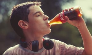 The new Coca-Cola advert: they don't just want your money