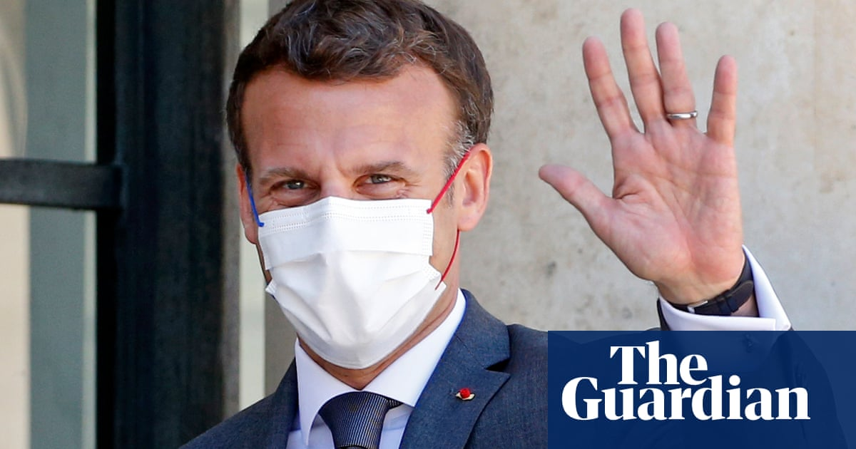 Macron aims to take pulse of nation on political tour de France