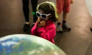 Schoolchildren will find much to love at Wonderlab.