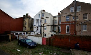 Houses in Blackpool